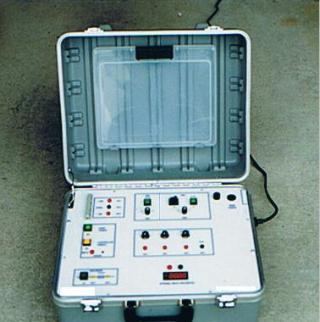 Custom Hydraulic Test Case